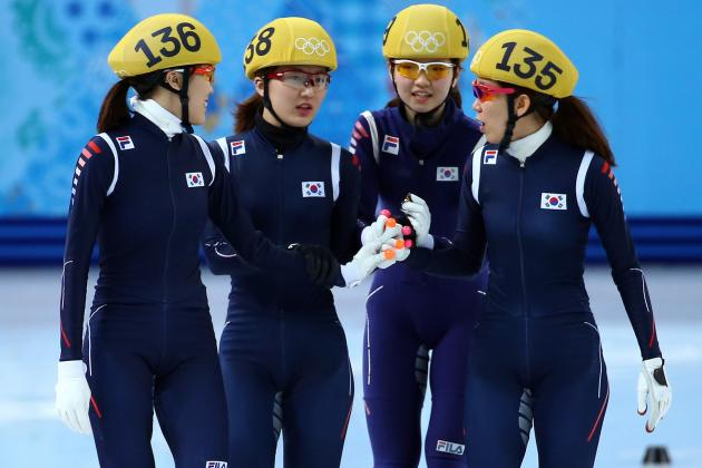 Olympic Short-Track 2014: Live Times of Men's 500 and Women's 1,000 and Relay
