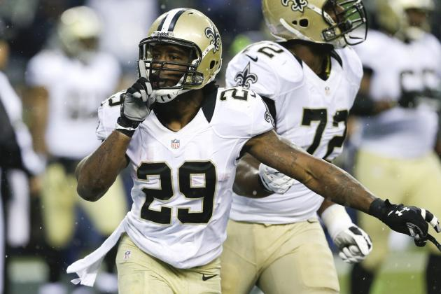 Can Khiry Robinson Emerge as Top Saints RB?