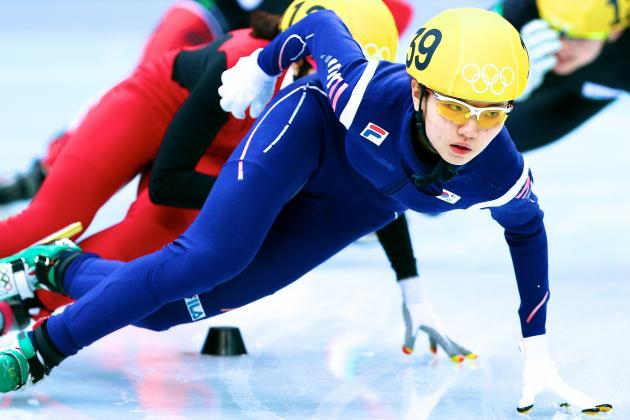 Olympic Speedskating 2014: Women's Short-Track 3,000-Meter Relay Results