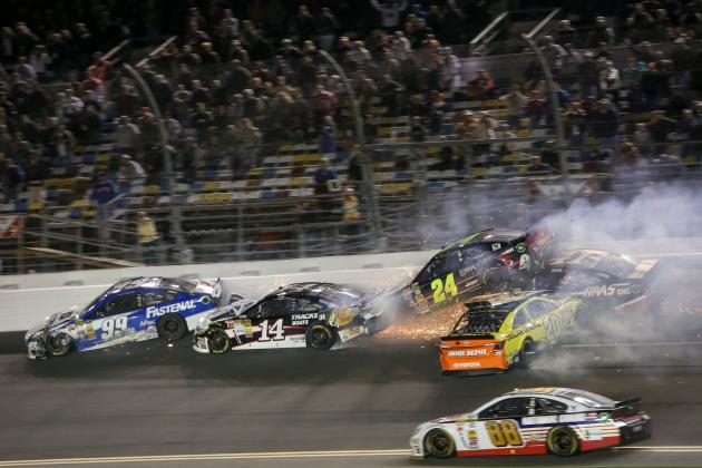 Madness and Mayhem: What It's Like to Race in the Daytona 500