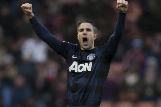 Robin Van Persie Should Be Considered as Future Manchester United Captain