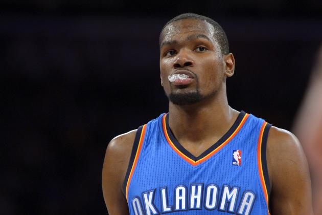 Kevin Durant Reportedly Files Lawsuit Against Accountant
