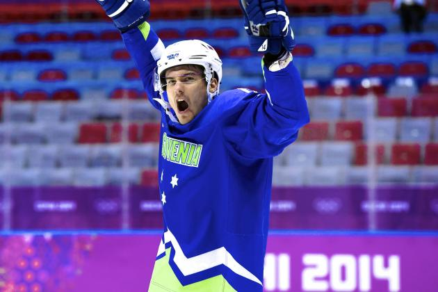 Slovenia vs. Austria: Score and Recap from 2014 Winter Olympics