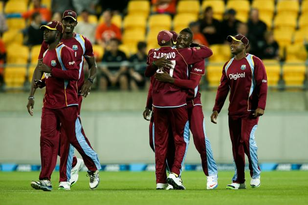 West Indies vs. Ireland, 1st T20: Date, Time, Live Stream, TV Info, Preview