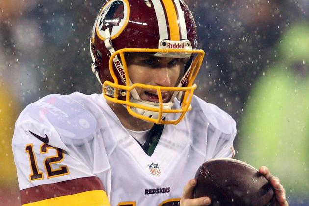 Redskins' Cousins Won't Be Going Anywhere
