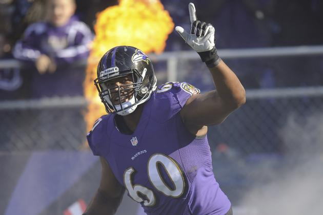NFL Free Agency: Re-Signing Eugene Monroe Is Priority for Baltimore Ravens