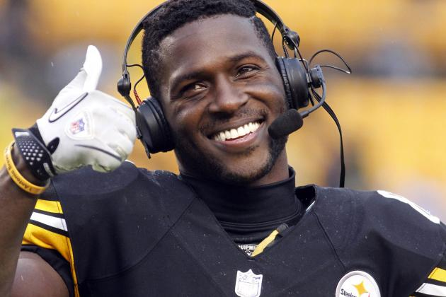 Antonio Brown Focused on Winning