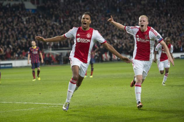 Ajax's Europa League Progress Vital for Dutch Football
