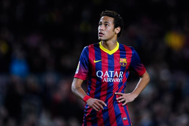Neymar Insists He Would Never Have Picked Manchester City over Barcelona