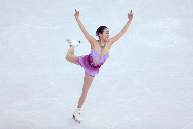 Mao Asada in 16th Place After Women's Figure Skating Single Short Program