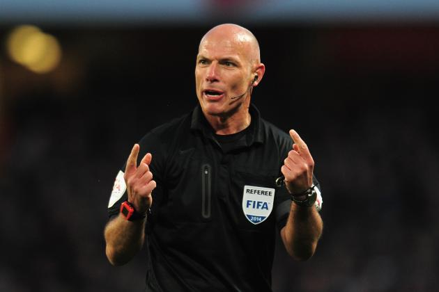 Howard Webb Told He Should Never Referee Liverpool Again by John Aldridge