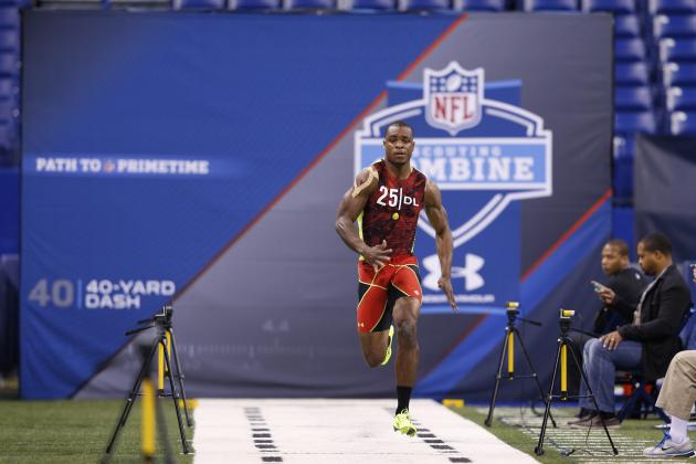 Inside the Key NFL Scouting Combine Drills and Tests