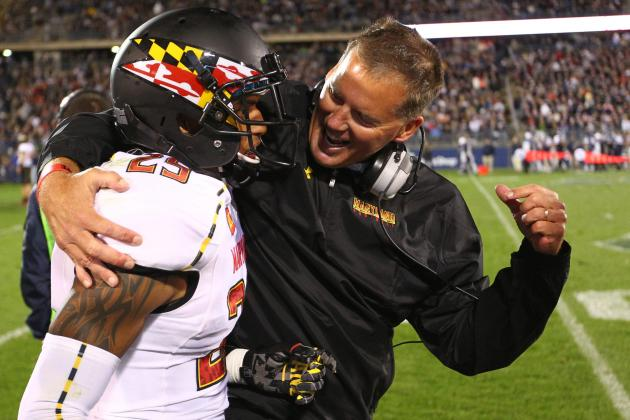 For Randy Edsall, Coming Home More Important Than Ever