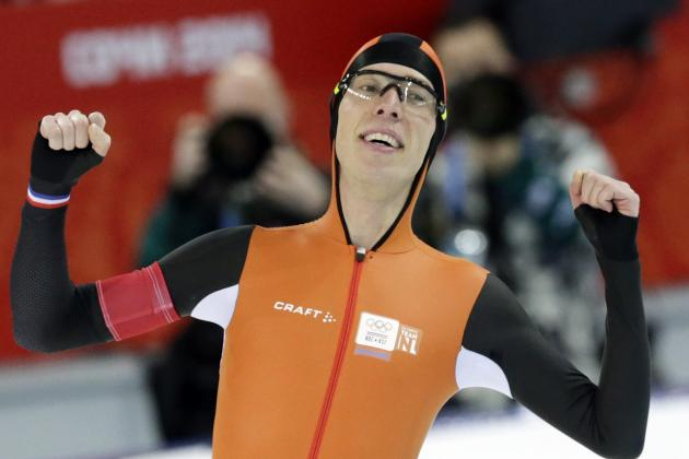 Olympic Speedskating 2014: Live Results, Analysis of Men's 10,000 Meters
