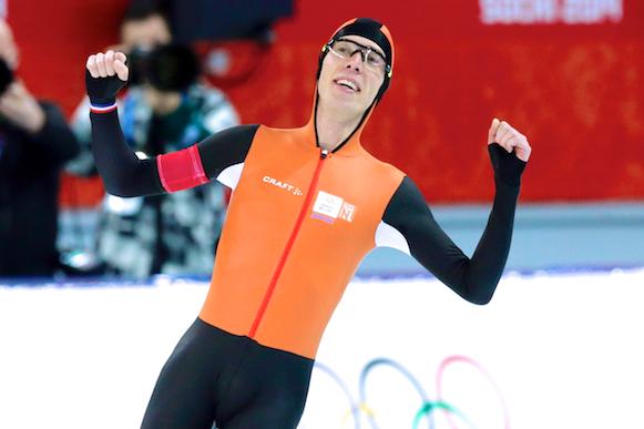 Olympic Speedskating 2014: Live Results, Analysis of Men's 10,000 Meters