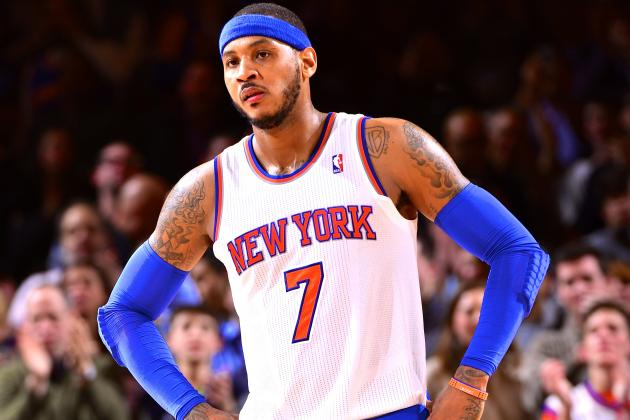 Is Carmelo Anthony's Legacy on the Line with 2014 Free-Agency Decision?