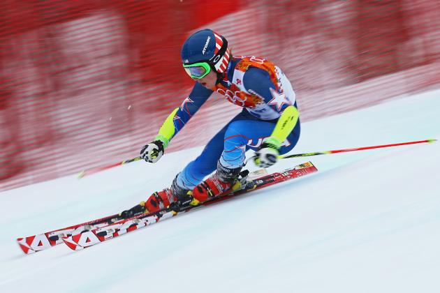 Mikaela Shiffrin Fifth Amid Tough Conditions in Olympic Debut