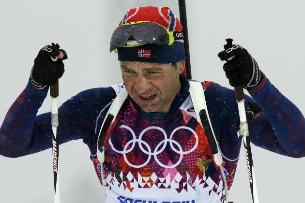 Meet Ole Einar Bjoerndalen, the Michael Phelps of the Winter Olympics