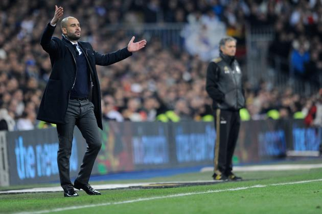 Did Guardiola and Mourinho Formation Kill Traditional Wing Play?