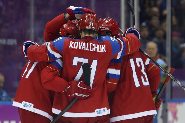 Olympic Hockey 2014: Scores, Recap and Updated Men's Standings After Day 11