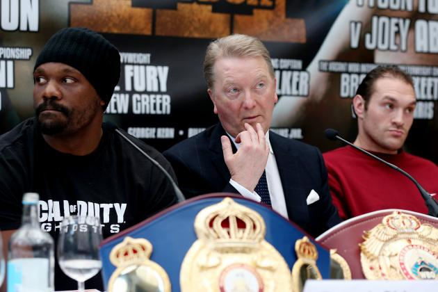 Why Tyson Fury vs. Dereck Chisora Is the Fight Boxing Fans Want