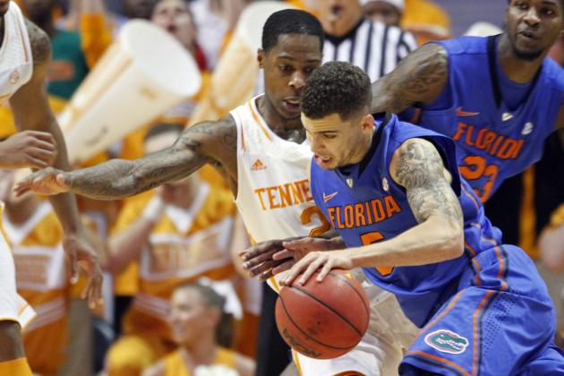 Wilbekin Scores SEC Player of the Week Honors