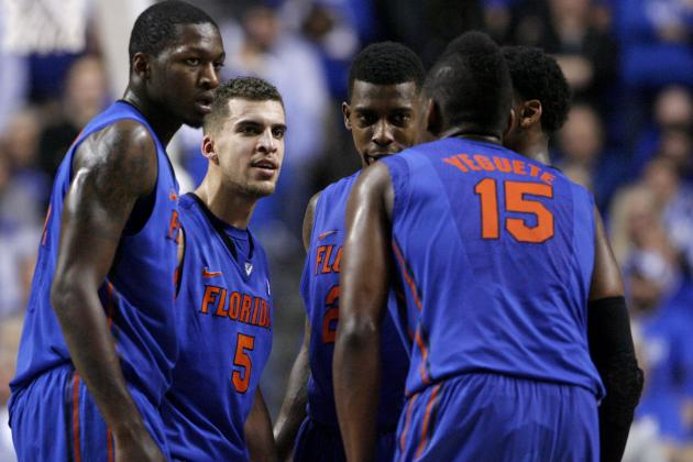 Gators Exercise Some Age Discrimination in Win