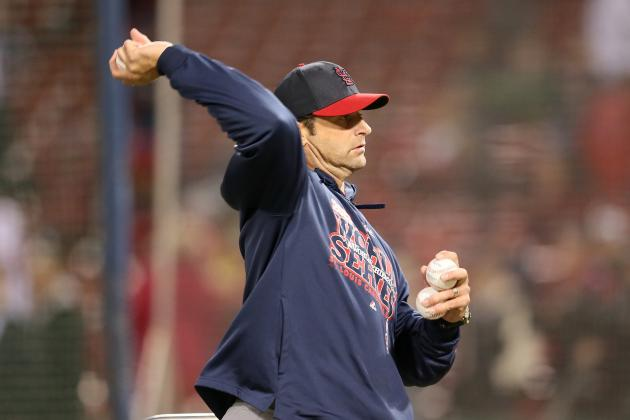 Matheny: Cards' Expectations Are Higher Internally