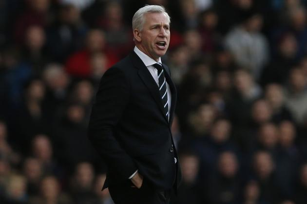 Newcastle United Ban Daily Express from Club After Comments on Alan Pardew