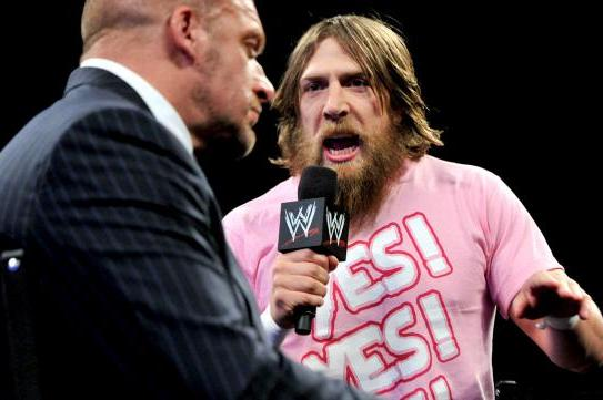 Daniel Bryan's Rumored Feud with Triple H Would Redeem Past Booking Mistakes