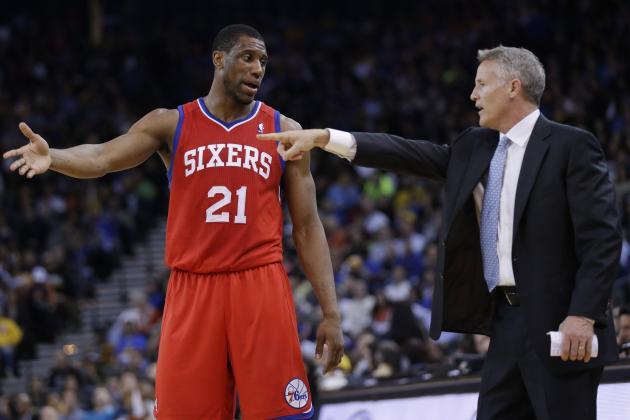 NBA Trade Deadline 2014: Teams That Should Be Sellers