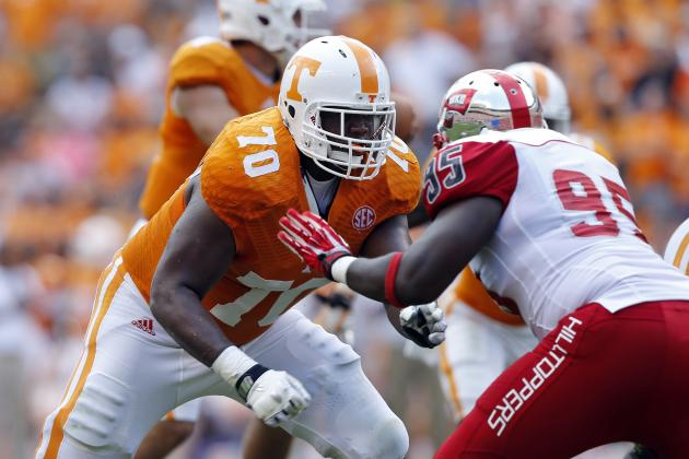 Ja'Wuan James NFL Draft 2014: Highlights, Scouting Report for Miami Dolphins RT