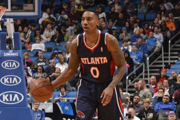 Atlanta Hawks Reportedly Shopping Jeff Teague 'Aggressively' in Trade Talks