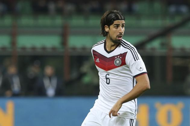 Chelsea Transfer News: Sami Khedira Essential Target for Blues This Summer