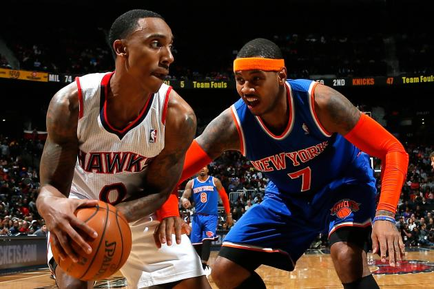 Jeff Teague Trade Would Be Wrong Move for New York Knicks