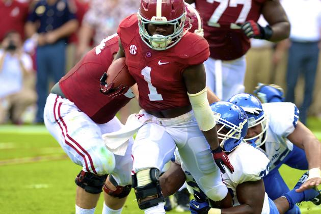 Alabama Football: Where Tide Will Be Impacted Most by Loss of Dee Hart