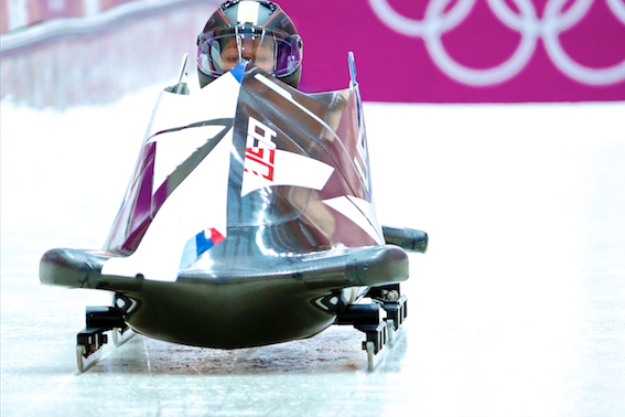 Lolo Jones Places 11th After 1st and 2nd Women's Bobsled 2-Man Runs