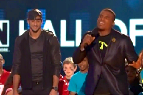 Cam Newton and Colin Kaepernick Team Up to Destroy a Katy Perry Song