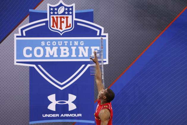 NFL Combine Roster 2014: Invite List and Top Prospects to Watch
