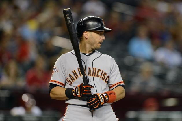 Giants' Marco Scutaro Is Glad Health Issues Are Behind Him