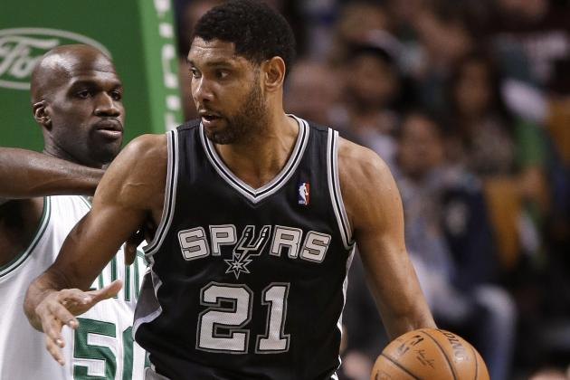 George Karl Says He Heard 'Whispers' This Could Be Tim Duncan's Last Season