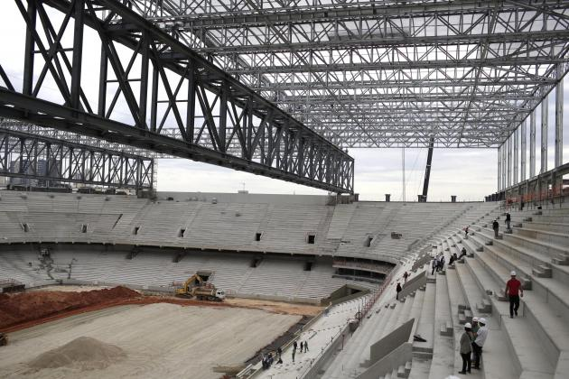 Curitiba Confirmed as 2014 World Cup Site by FIFA