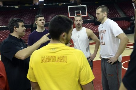 For Maryland Basketball's Scout Team, Constant Change Is the Norm