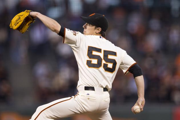 San Francisco Giants' 2014 Season Preview: Predicting Each SP's Numbers