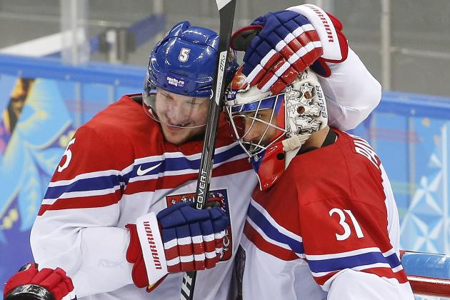 Czech Republic vs. Slovakia: Score and Recap from 2014 Winter Olympics