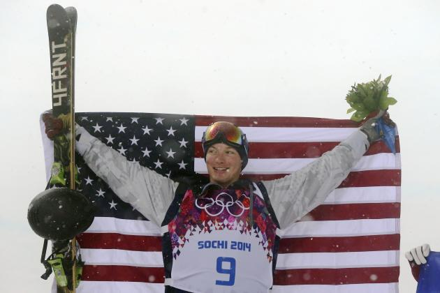 Team USA's David Wise Busts Freestyle Skiing Sterotypes, Wins Gold in Halfpipe