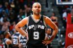 Pop: Parker Out for 'Foreseeable Future'