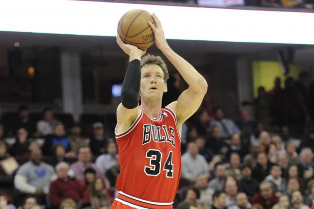 Chicago Bulls Reportedly Unwilling to Trade Mike Dunleavy, Jr.