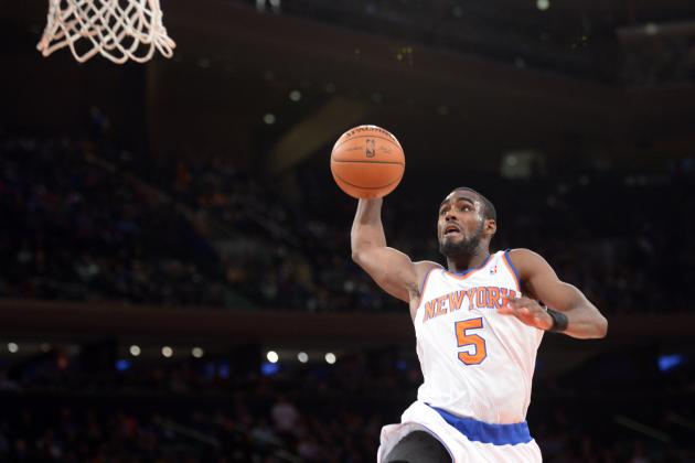 Why the Future Is Bright for NY Knicks' Rookie Tim Hardaway Jr.