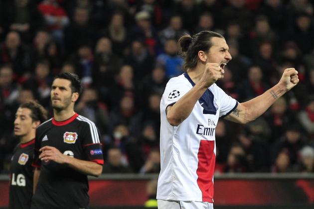 Bayer Leverkusen vs. Paris Saint-Germain: Live Player Ratings